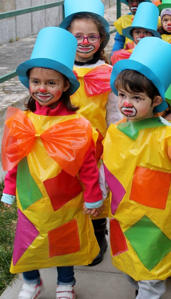 Desfile de Carnaval na GENTE PEQUENA!