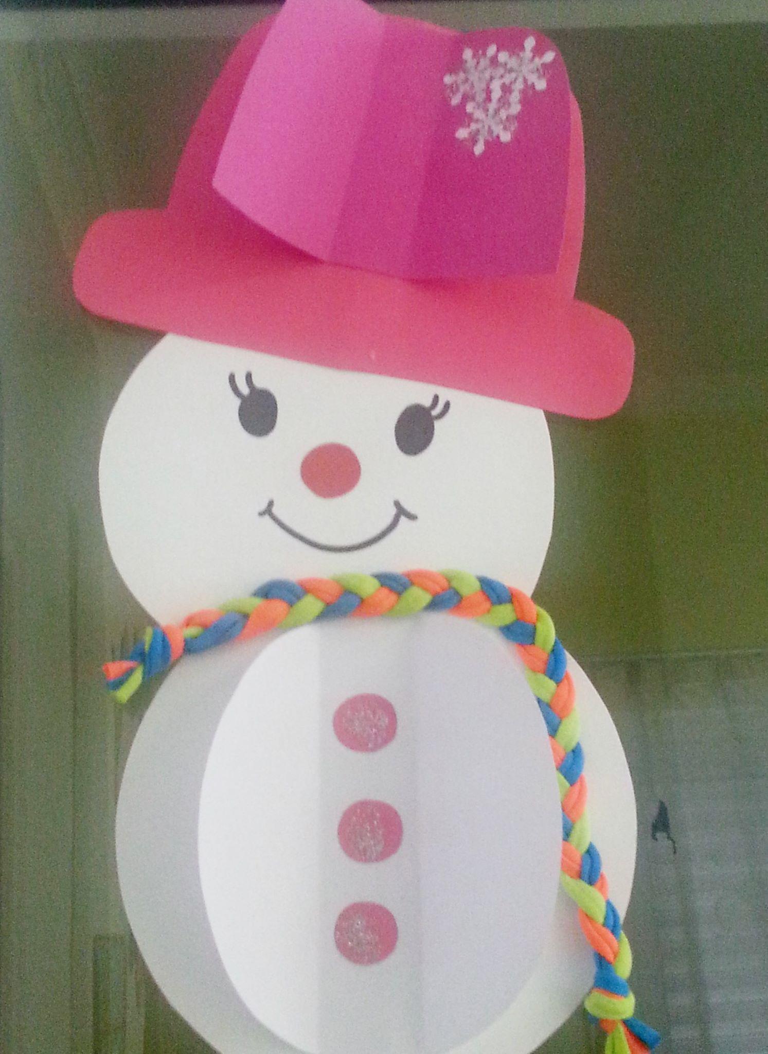 Alguns dos nossos trabalhos sobre o Inverno!