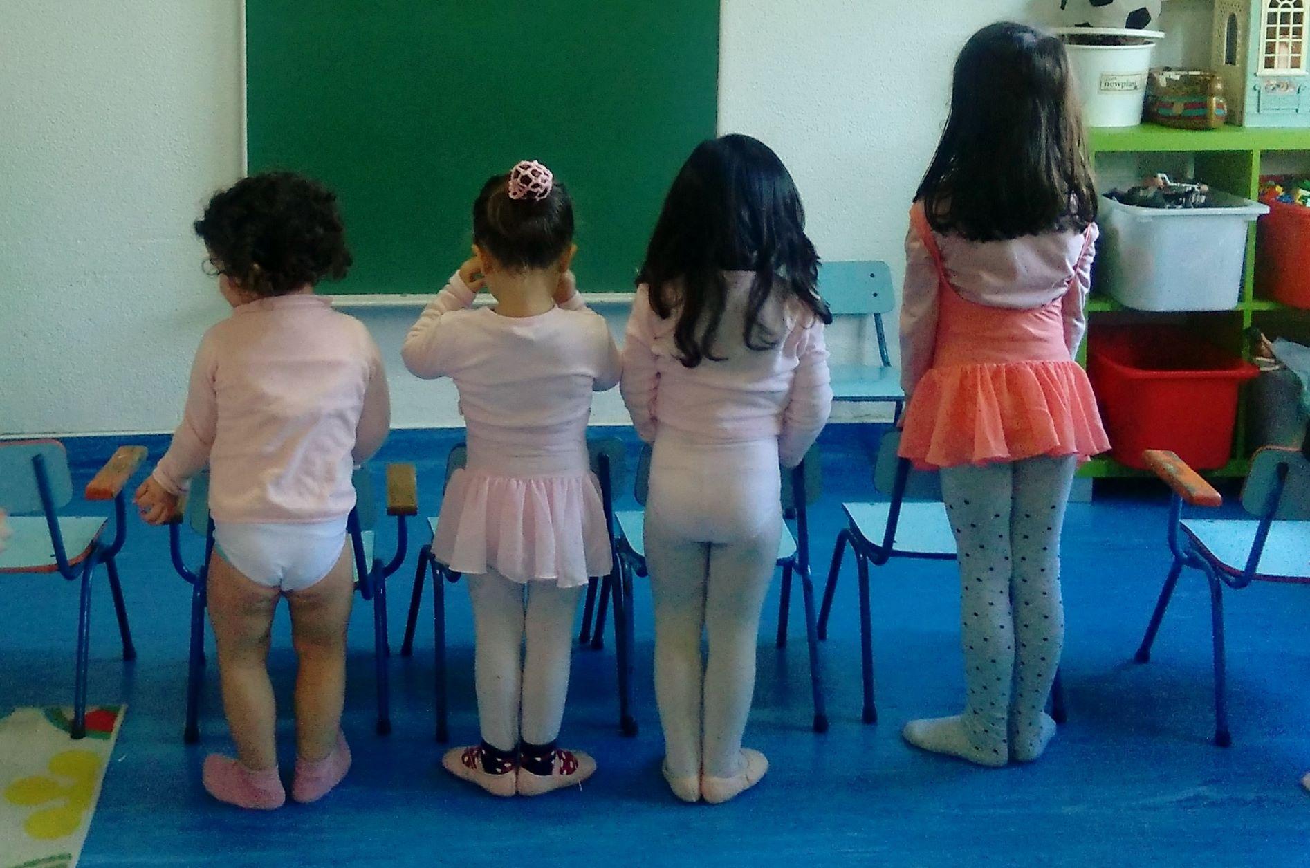 As nossas Bailarinas